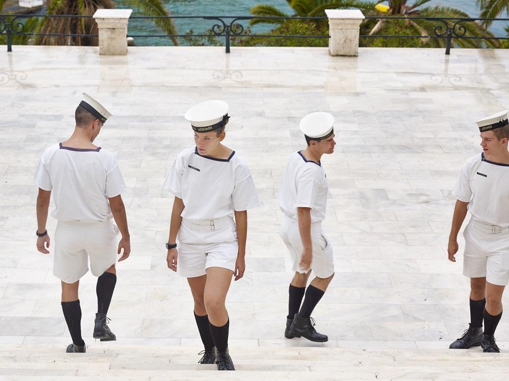 Accademia Navale Ellenica, Pireo Grecia.