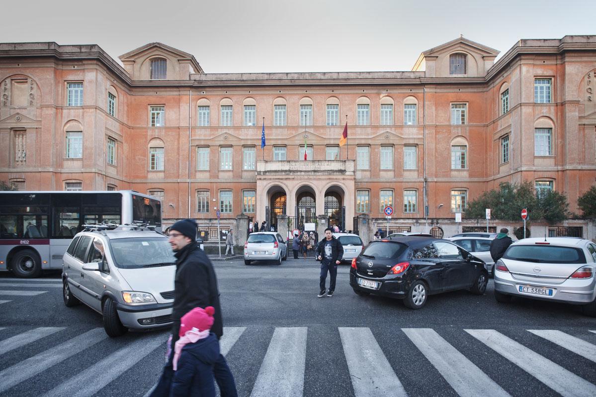 Scuola Fausto Cecconi, foto di Gaetano Di Filippo