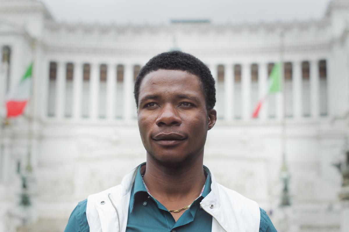 Onyekachi Nwamini, foto di Gianclaudio Hashem Moniri