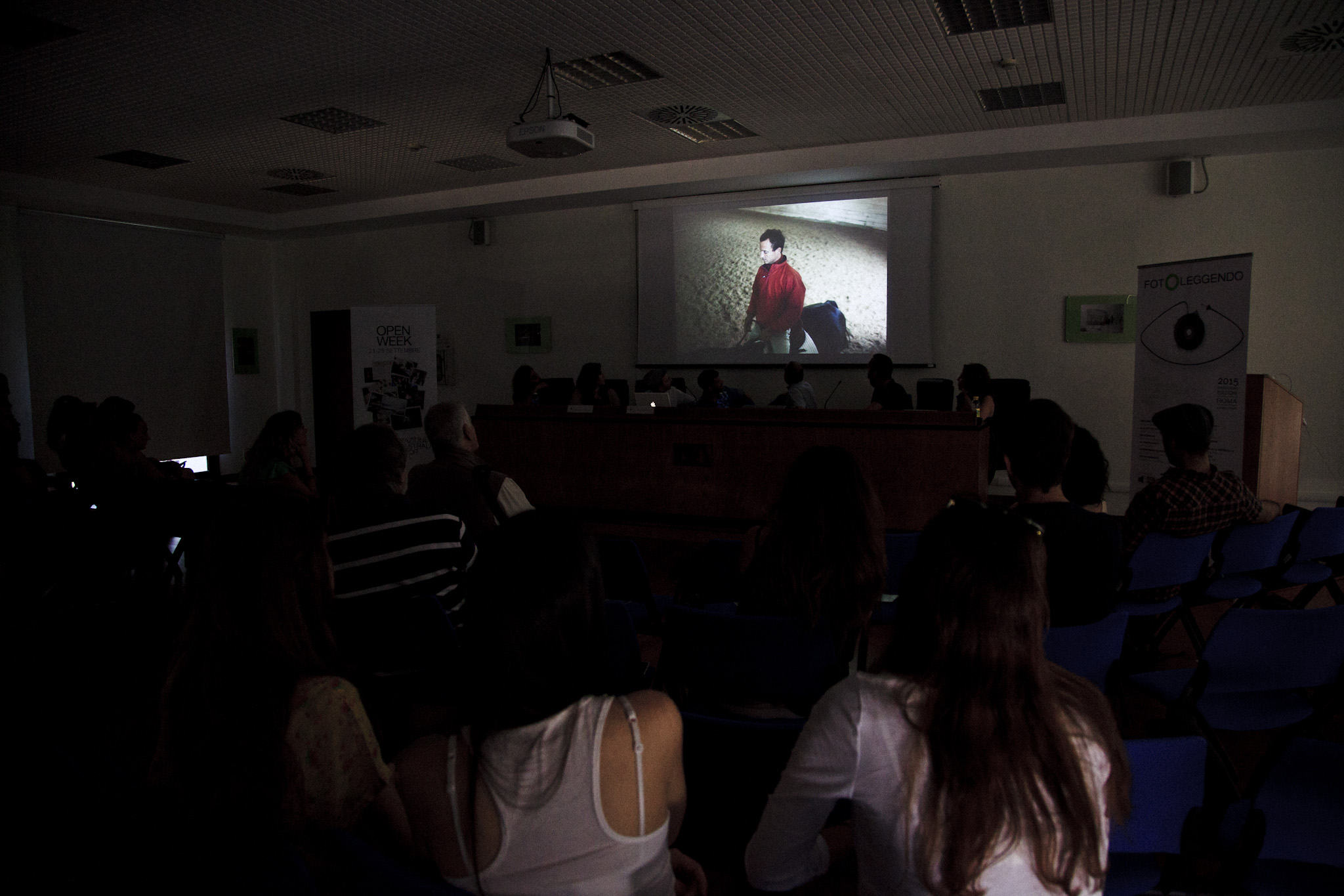 presentazione del collettivo Ulixes – Photoresearch & Documentation