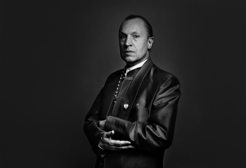 Luigi Ontani -Roma 2008