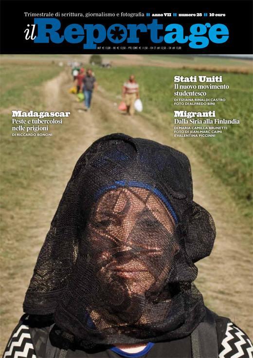 Reportage 25 Cover