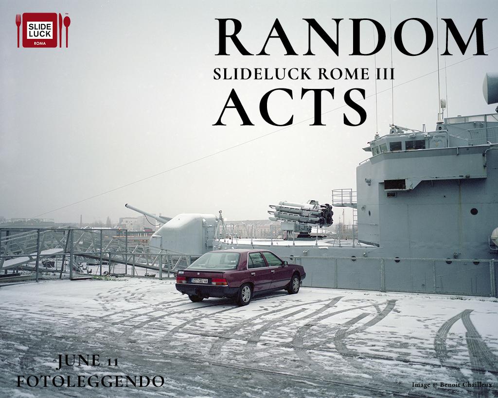 flyer random slideluck rome iii
