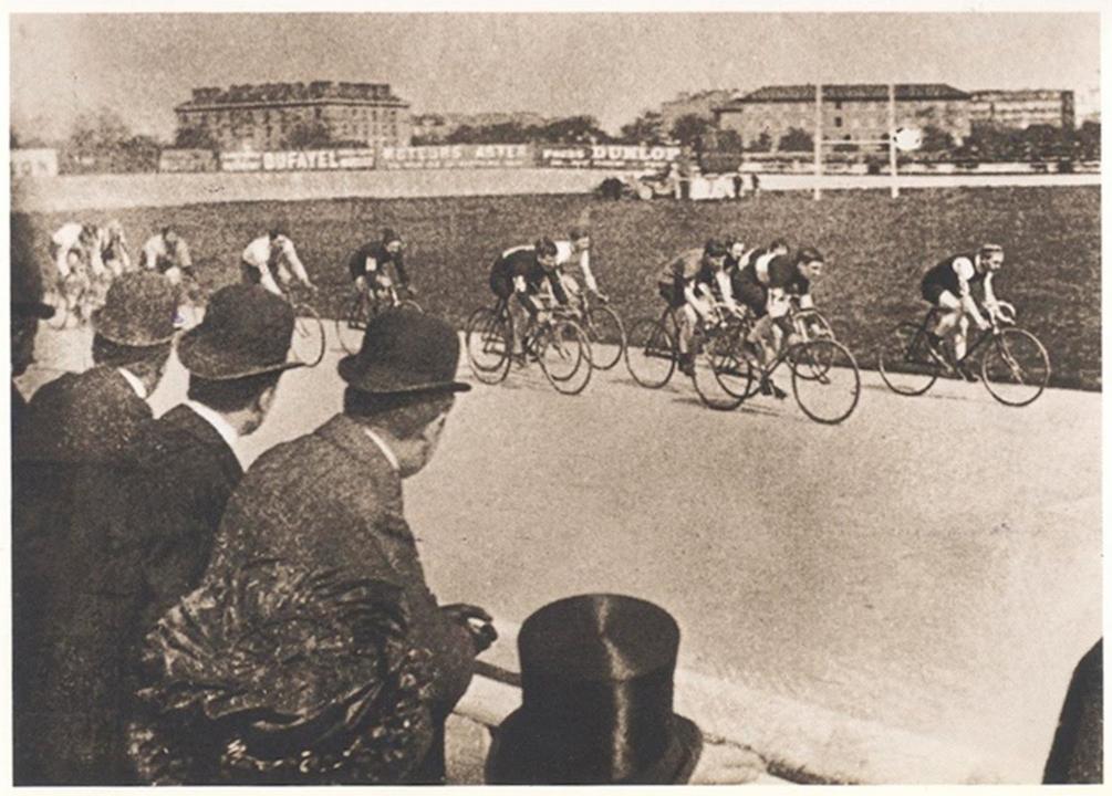 Lartigue gara di biciclette