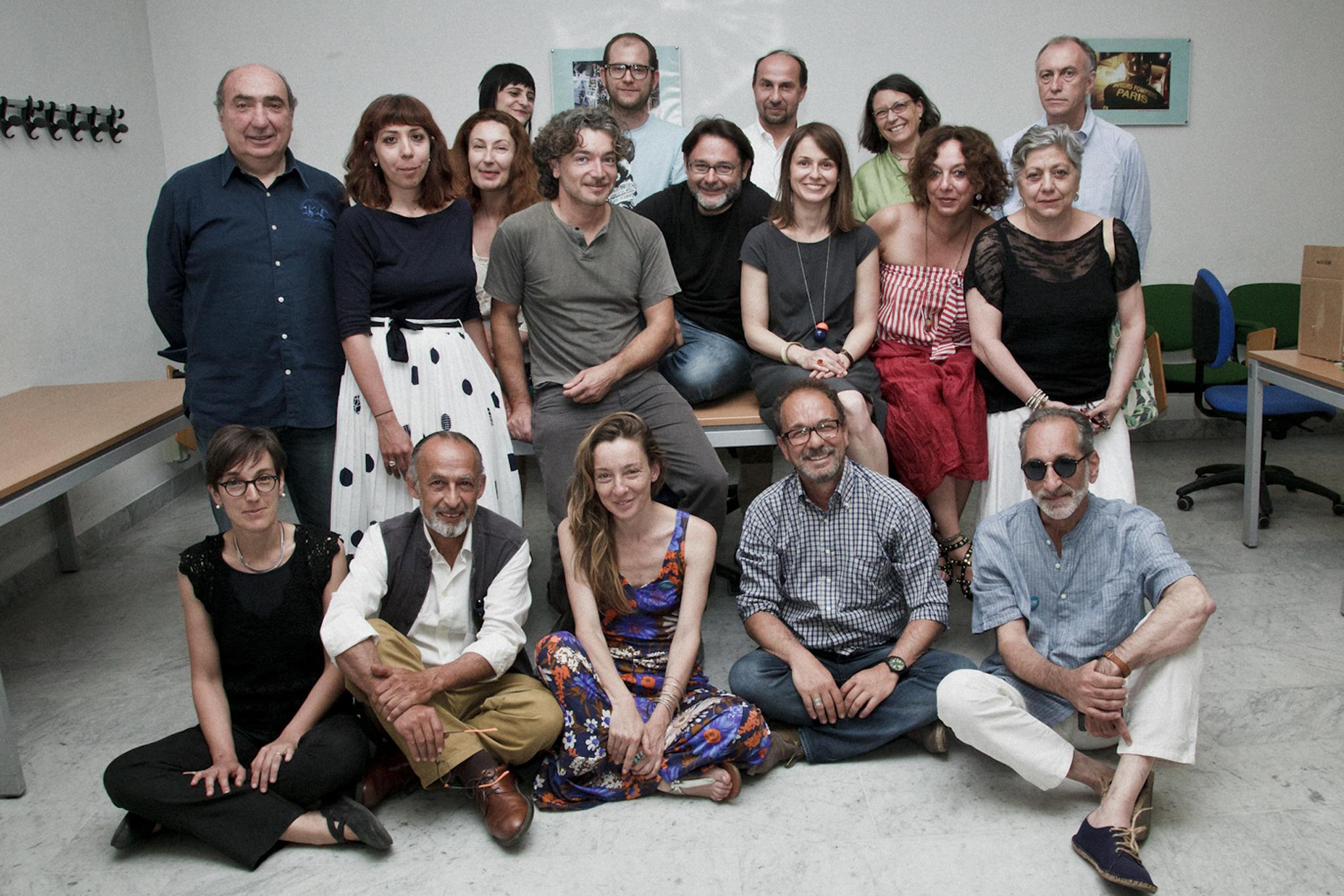 il gruppo dei lettori e organizzatori di FotoLeggendo
