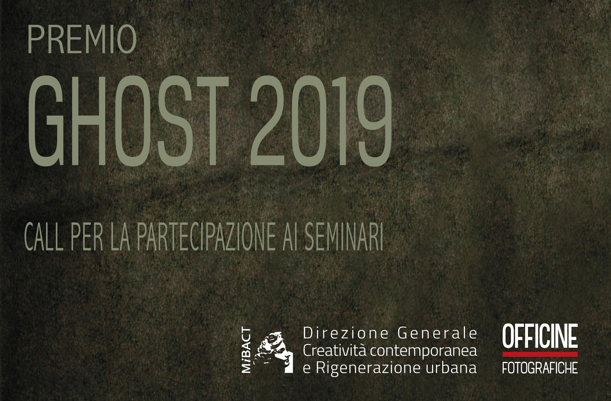 Call_Seminari_Premio_Ghost_2019