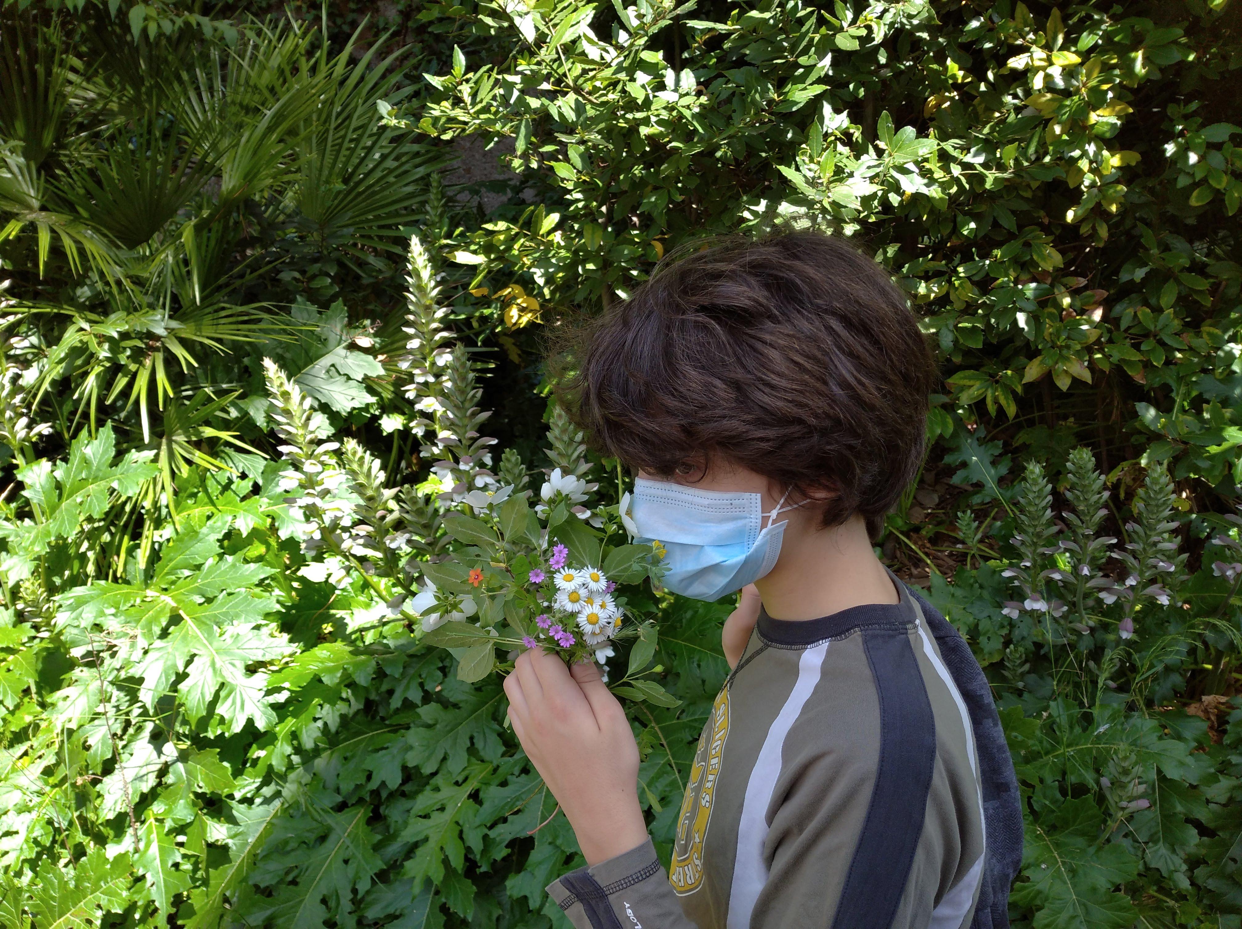 il profumo della quarantena
